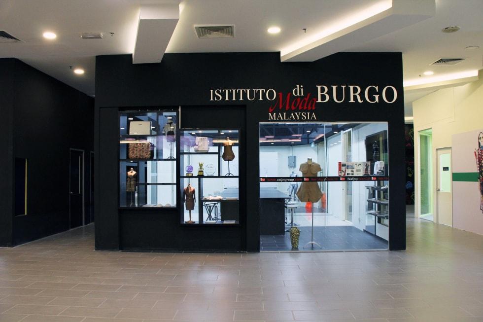 quality design 1d7a1 b7dab Fashion school Malaysia - branches Burgo fashion institute ...