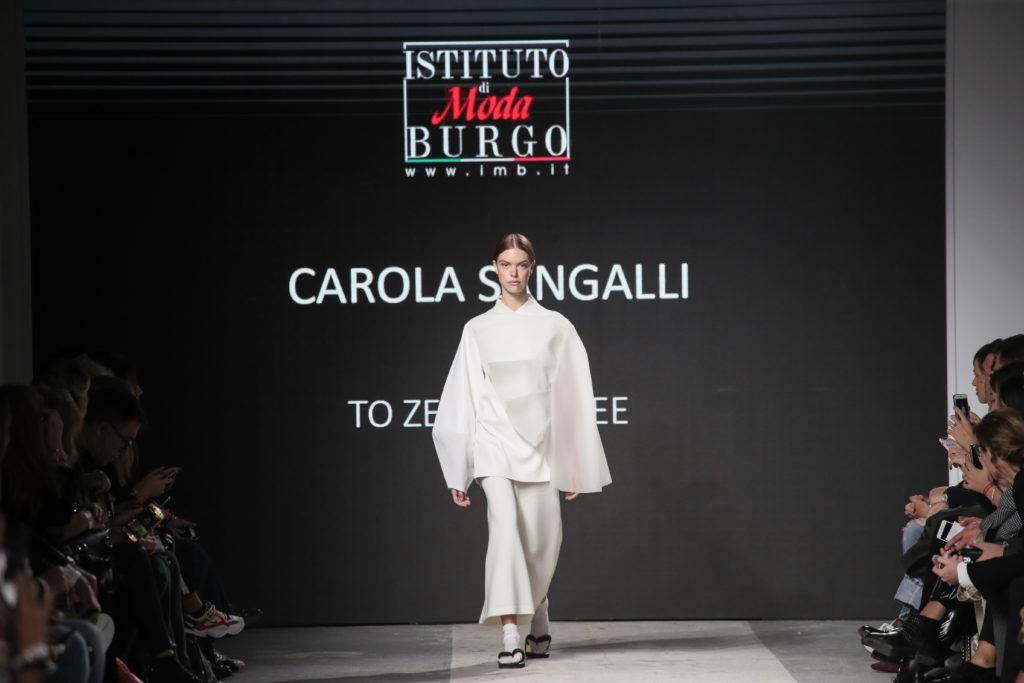 Fashion Graduate Carola Sangalli