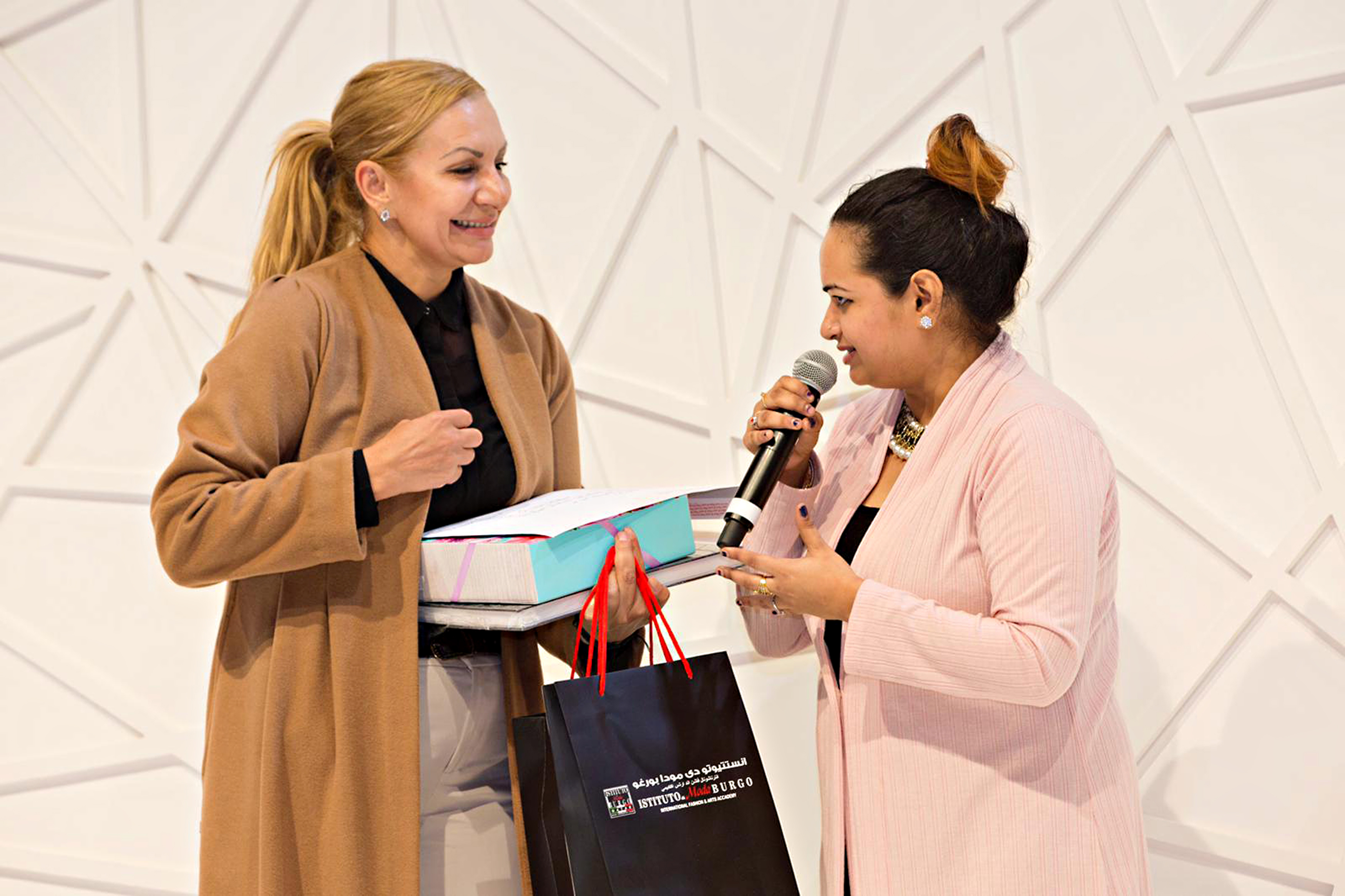 Qatar Fashion School Ceremony