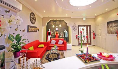 qQatar Fashion School welcome